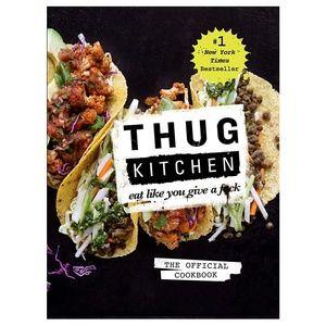 Other - Thug Kitchen Cookbook.. best vegan cookbook!